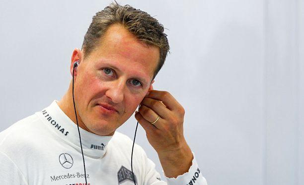 Michael Schumacherin tilanteesta ei ole tarkkaa virallista tietoa, mutta sen uskotaan olevaan melko lohduton.