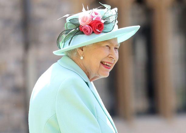 Kuningatar Elisabetin ruokapöydässä ei porsastalla – eikä apinoida.