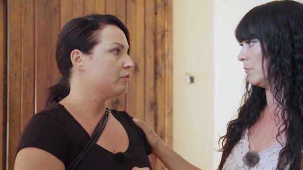 Marinan Pietarin-reissu on tunteiden vuoristorata.