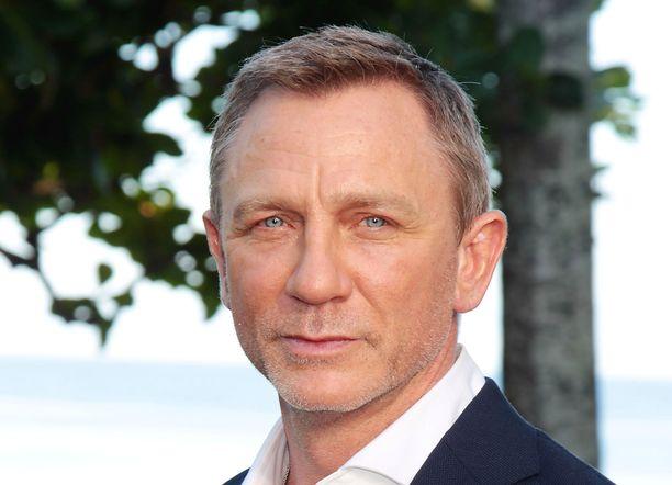 Daniel Craig loukkaantui kuvauksissa.