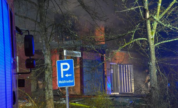 Tulipalo aiheutti krematoriolle noin 1,5 miljoonan euron vahingot