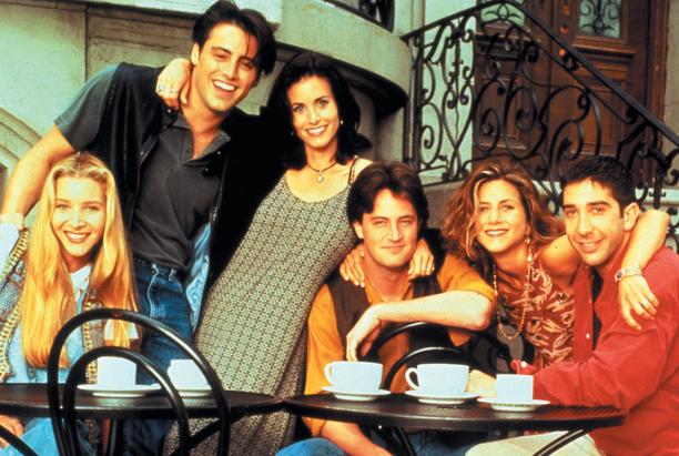 Frendejä tehtiin kaikkiaan kymmenen tuotantokautta.