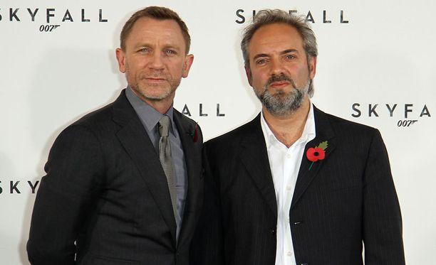 Daniel Craig ja Sam Mendes yhdistävät jälleen voimansa.