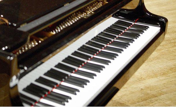Neljäs kansainvälinen Maj Lind -pianokilpailu huipentuu tänään. Kuvituskuva.