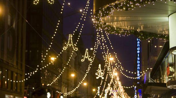 Jouluajan alkamista on juhlitettu tänään eri puolilla Suomea.