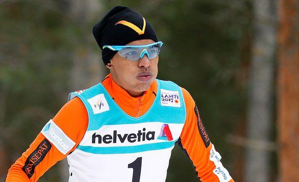 Adrian Solanon karsinta päättyi keskeytykseen.