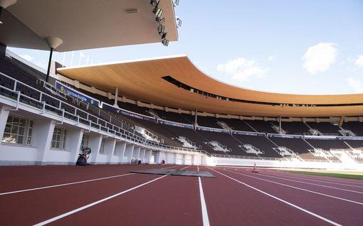 Uudistettu Olympiastadion avataan tänään! Suorassa avajaislähetyksessä liuta kotimaisia urheilun ja viihteen huippunimiä