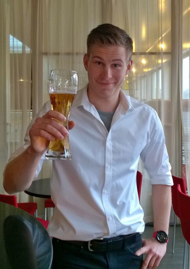 Juho Leikas tietää, mistä puhuu. Hän on lähestynyt olutta sekä tutkijana että oluen ystävänä.