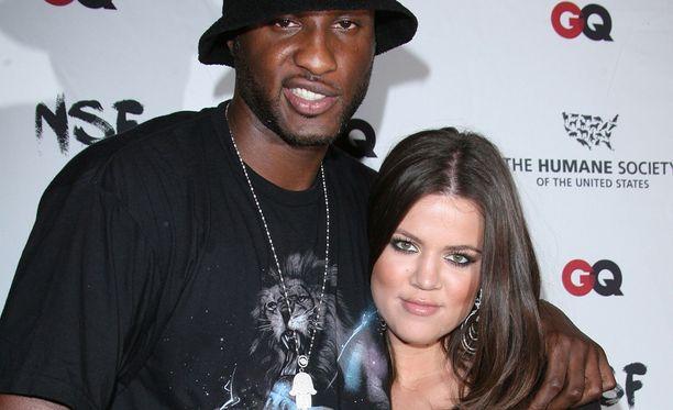 Lamar Odom ja Khloe Kardashian ovat virallisesti vielä naimisissa.