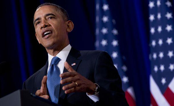 Barack Obama kannattaa kannabiksen laillistamissuunnitelmia.
