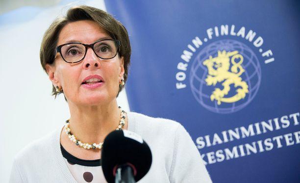 Anne Berner on hallituksen velkaantunein ministeri.