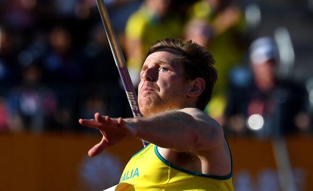 Australian Hamish Peacock heitti voittoon Pihtiputaalla.