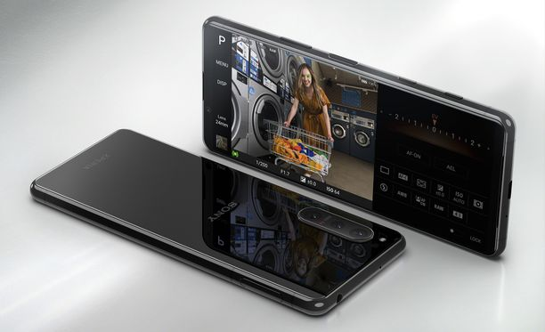 Xperia 5 II saapuu kauppoihin lokakuussa.