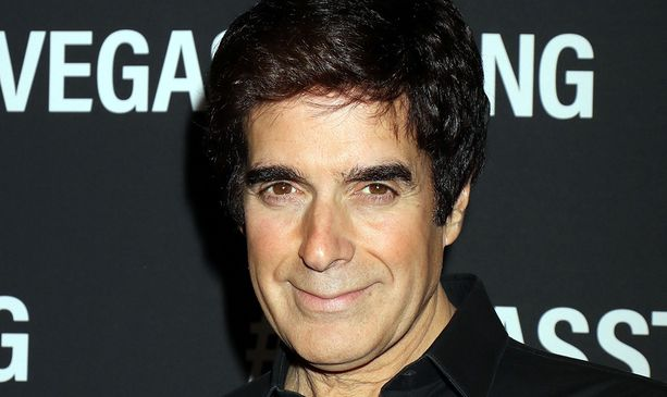 David Copperfield on maailman kentis tunnetuin taikuri.