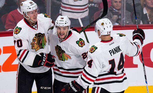 Iltalehden perjantain vetovihje uskoo Chicago Blackhawksin voittoputken jatkuvan.