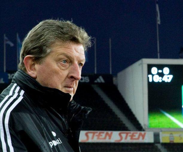 Roy Hodgson oli Iltalehden tietojen mukaan vielä kovapalkkaisempi päävalmentaja kuin Stuart Baxter.