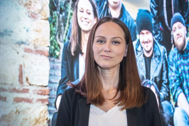 Terhi Kokkonen joutui jättämään Vain elämää -ohjelman kuvaukset kesken.