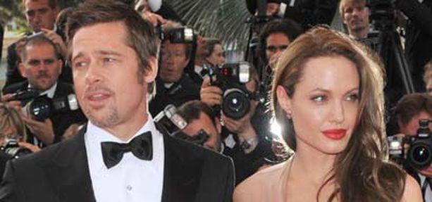 Brad Pittin ja Angelina Jolien suhdeongelmat alkavat kasvaa.