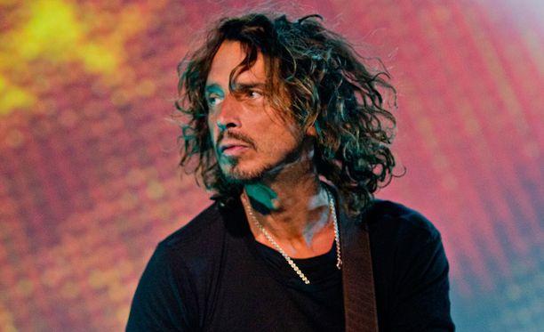 Chris Cornell menehtyi viime viikolla oman käden kautta.