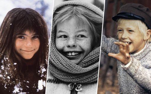 Peppi, Eemeli, Lotta, Pampula – Mitä rakastettujen Astrid Lindgren -elokuvien lapsitähdille tapahtui aikuisena?