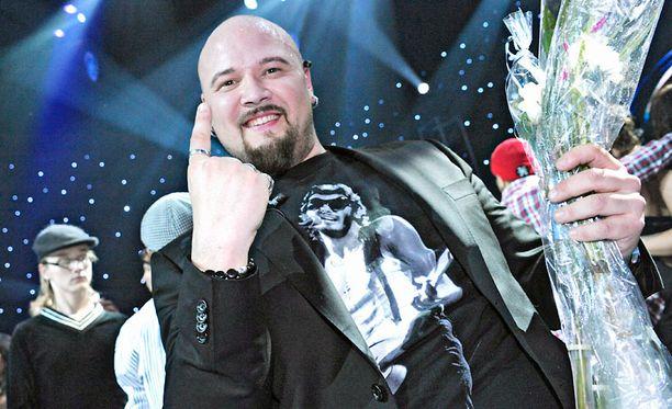 Martti Saarinen voitti Idols-kilpailun.