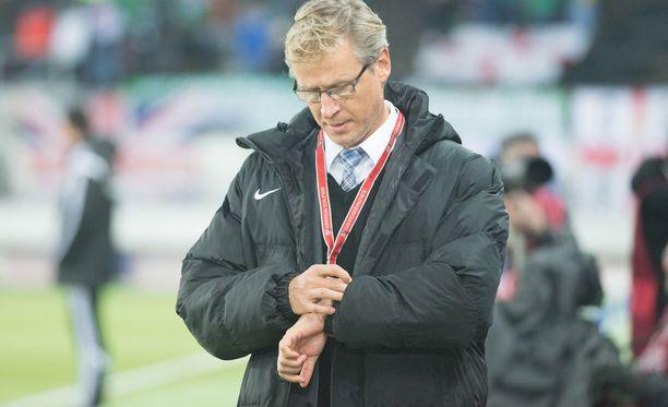 Markku Kanerva ei ole tavoittanut Roman Eremenkoa.