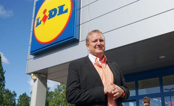 Lauri Sipposen mukaan aluksi Lidl testaa uusia aukiolomalleja.