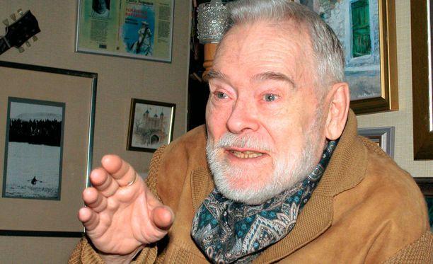 Selostajalegenda Paavo Noponen menehtyi 86-vuotiaana.