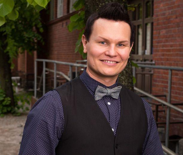 Markku Uhlbäck.