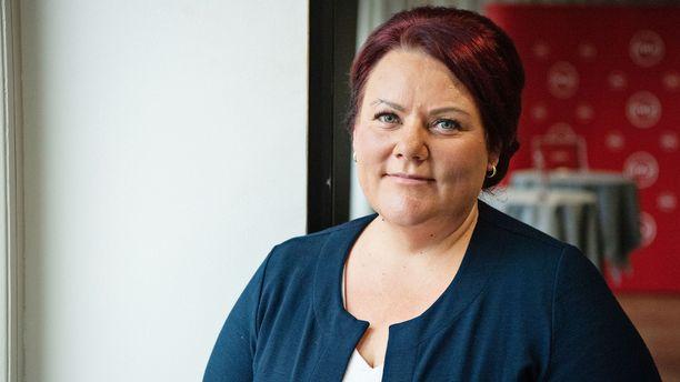 Pia Penttala on tänään Sensuroimaton Päivärinta -ohjelman vieraana.