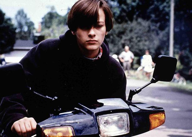 Näin suloinen Edward Furlong oli Terminator 2-elokuvassa.