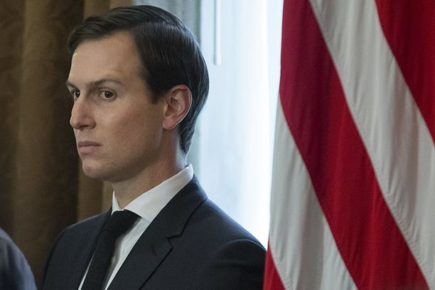 Jared Kushner on appiukkonsa Donald Trumpin neuvonantaja.