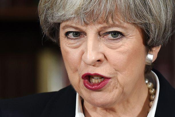 Britannian parlamentti hylkäsi tiistaina pääministeri Theresa Mayn johdolla neuvotellun sopimuksen Britannian EU-eron ehdoista.
