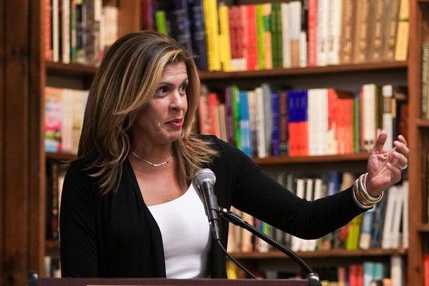 Hoda Kotb on tunnettu yhdysvaltalainen toimittaja ja kirjailija.