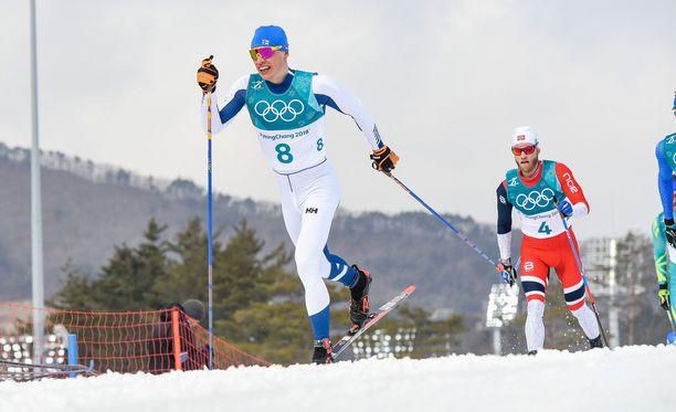 Iivo Niskasen hurja hiihto toi olympiakultaa.