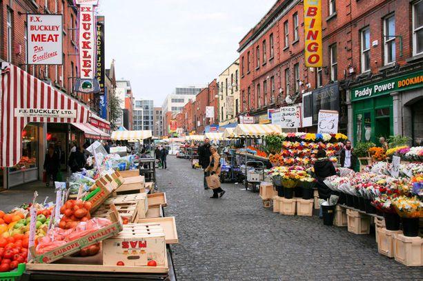 Dublin on viehättävä.