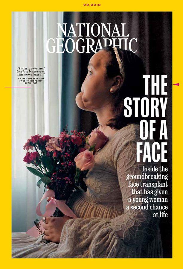 Katien tarina on kerrottu myös National Geographic -lehdessä.
