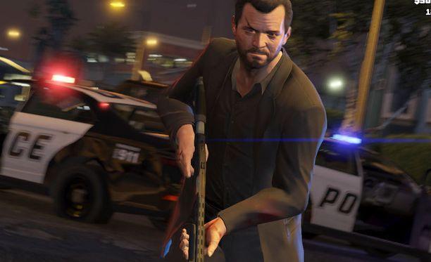 Grand Theft Auto on yksi Isisin värväysaseista.