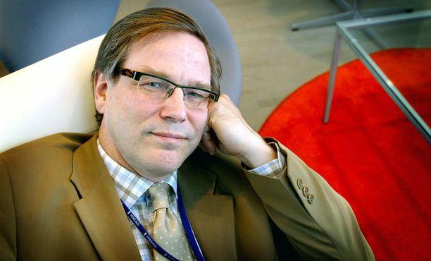 Risto Nieminen on vahva ennakkosuosikki Suomen Olympiakomitean johtoon.