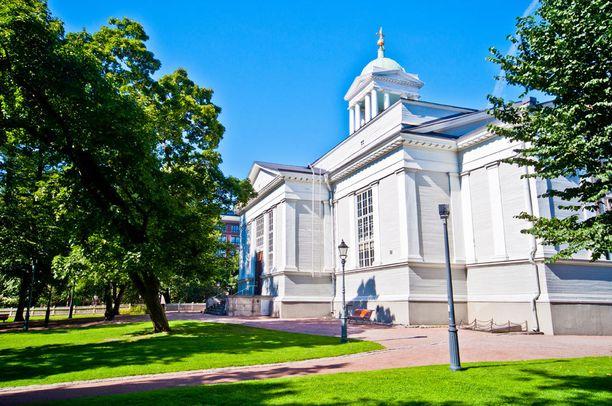 Vanhakirkko on Helsingin keskustan suosituin.