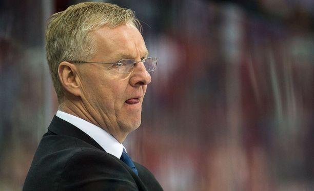 Kari Jalosen pesti Leijonissa päättyy kevään MM-turnauksen jälkeen.