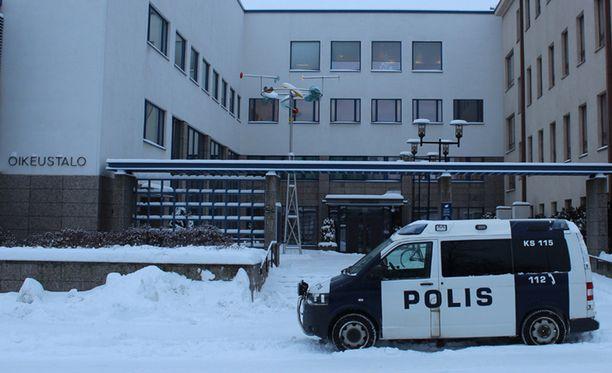 Jyväskylän Kirjastopuukotus