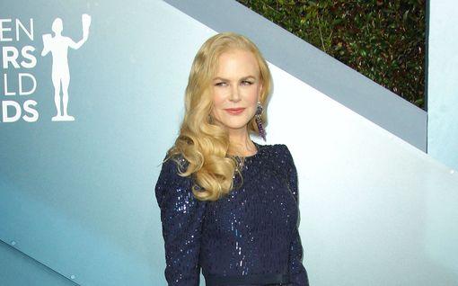 Näyttelijä Nicole Kidmanin kaksoisolento löytyi lähisuvusta – vertaa vaikka itse