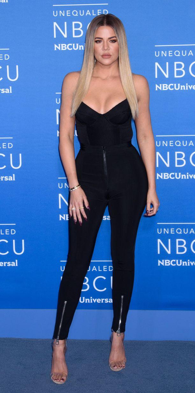 Khloe Kardashianin kurvit ovat aina olleet kohdallaan. Raskauden jälkeen tähdellä on ollut käytössä tehokas peppuvoide.
