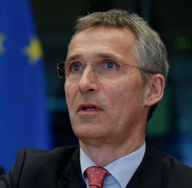 Naton nykyinen pääsihteeri Jens Stoltenberg oli Norjan pääministerinä, kun Olavsvernin tukikohdasta päätettiin luopua.