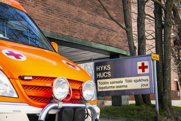 HUS:n ensihoidon linjajohtajan mukaan Helsingissä kiireettömän ambulanssin odotusaika on keskimäärin 54 minuuttia.