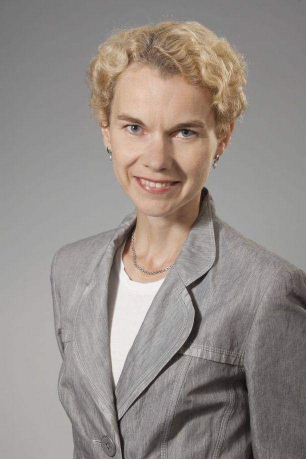 Vanhempi tutkija Kristi Raik