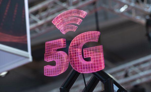 5G-verkon odotetaan iskevän läpi ensi vuonna.