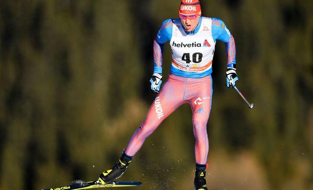 Aleksandr Legkov ei kilpaile Tour de Skillä.