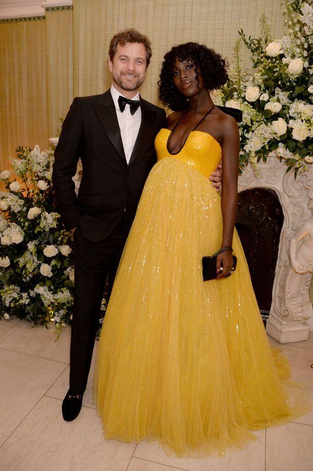 Joshua Jackson ja Jodie Turner-Smith edustivat British Academy Film Awards -gaalassa helmikuussa.